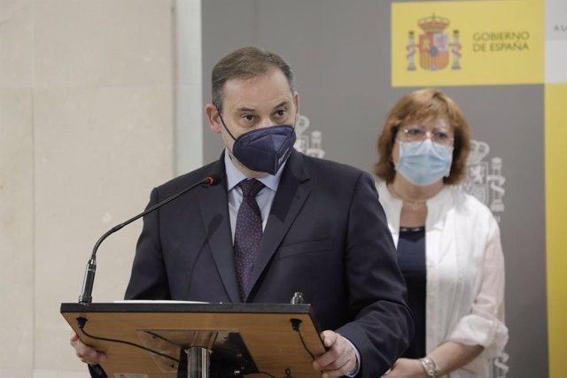 El Ministre José Luis Ábalos a Alacant