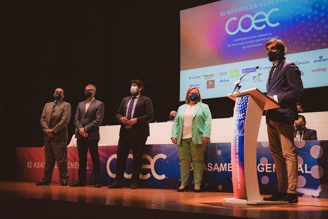 Asamblea General de COEC