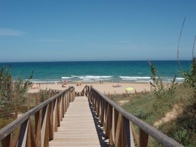 Archivo - Playa Del Litoral De La Provincia De Alicante