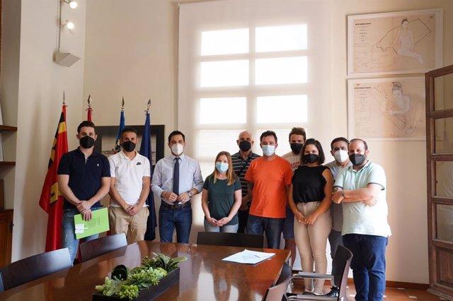 Paterna firma los monumentos falleros municipales para las Fallas del 2022