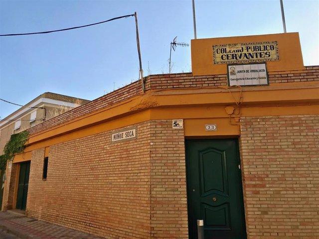 Archivo - CEIP Cervantes de Dos Hermanas (Sevilla)