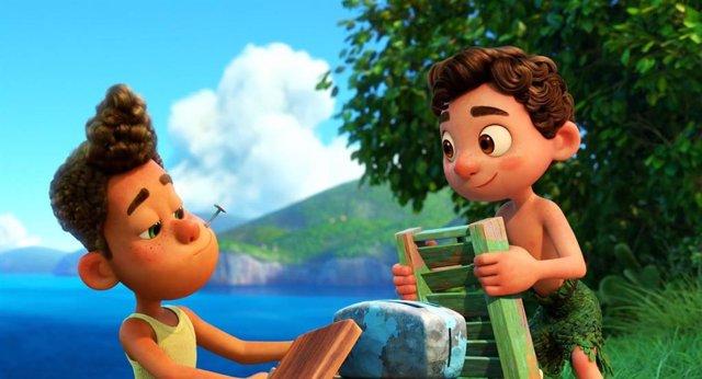 ¿Tiene Luca De Pixar Escenas Post-Créditos?