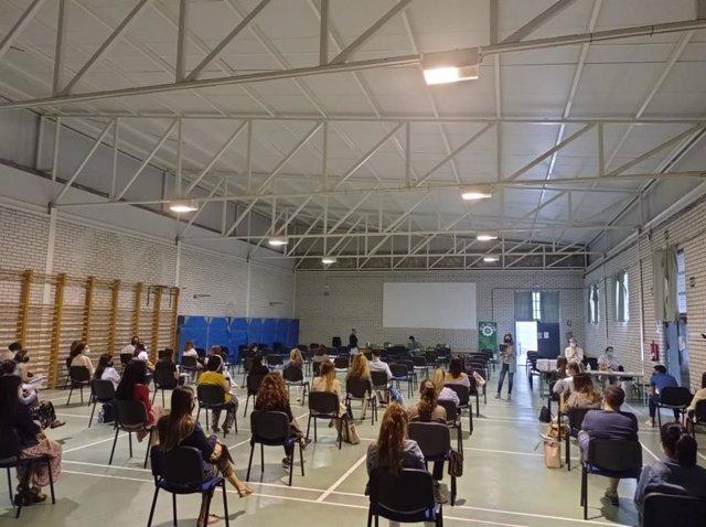Constituidos 39 tribunales para garantizar la seguridad de los más de 3.500 opositores en la provincia.