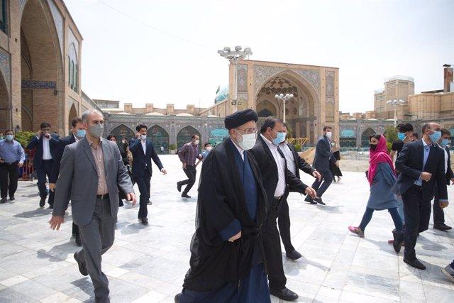 El cap de la Judicatura iraniana, Ebrahim Raisi