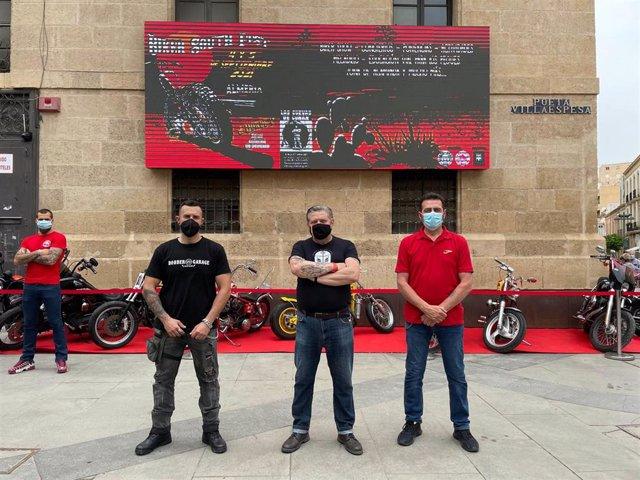Presentación del 'Biker South Fest'