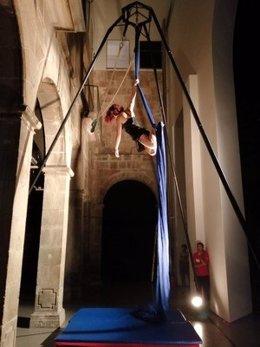 """Centres de formació en circ es reuneixen aquest dissabte a Barcelona per """"establir sinergies"""""""