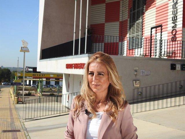 La concejal de Cs en el Ayuntamiento de Alcalá de Guadaíra (Sevilla) María José Morilla