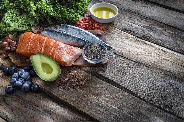 Archivo - Alimentos que contienen omega 3