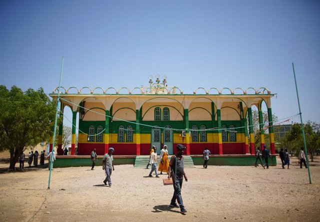 Archivo - Un militar en Etiopía