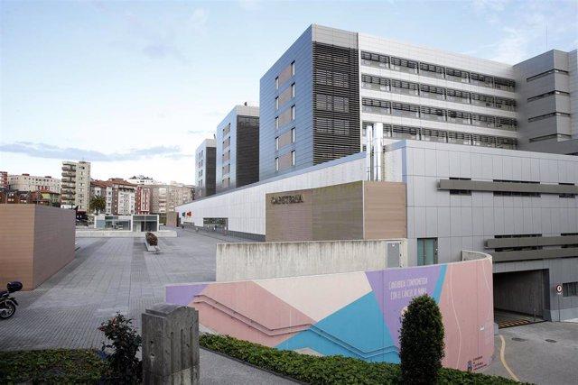 Archivo - Hospital Valdecilla de Santander