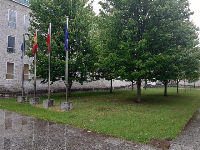 Sede judicial Salesas de Santander