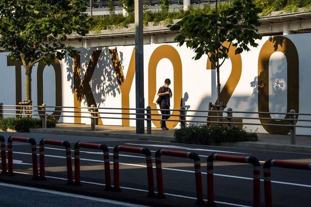 Archivo - JJOO Olímpicos de Tokio 2020