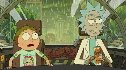 A Que Hora Se Estrena La Temporada 5 De Rick Y Morty En Hbo Y Tnt