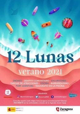 El programa de ocio juvenil 12 Lunas abre inscripciones para sus actividades de verano con más de 2.000 plazas.