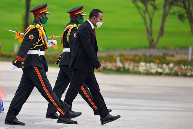 Archivo - El primer ministro etíope, Abiy Ahmed