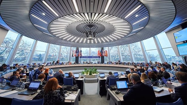 Archivo - Arxivo - Consell d'Europa