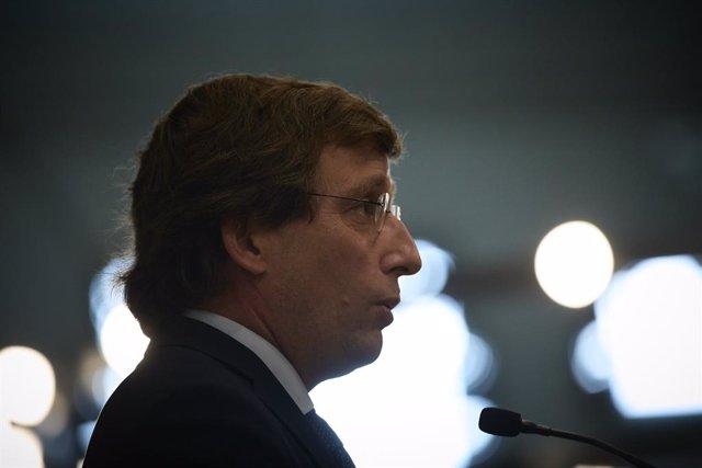 L'alcalde de Madrid, José Luis Martínez-Almeida
