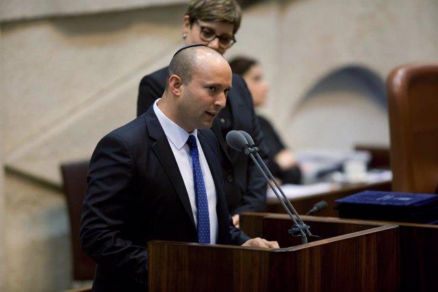 Archivo - Arxivo - El primer ministre israelià, Naftali Bennett