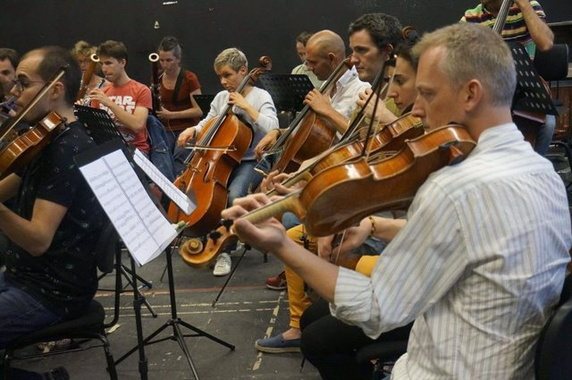 Archivo - BandArt interpreta Idomeo de Mozart