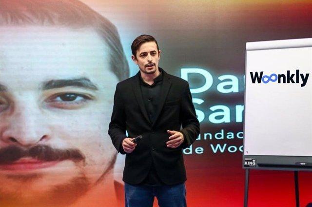Daniel Santos, CEO y fundador.