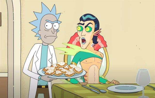 El capítulo 1x05 de Rick y Morty ya está en Youtube