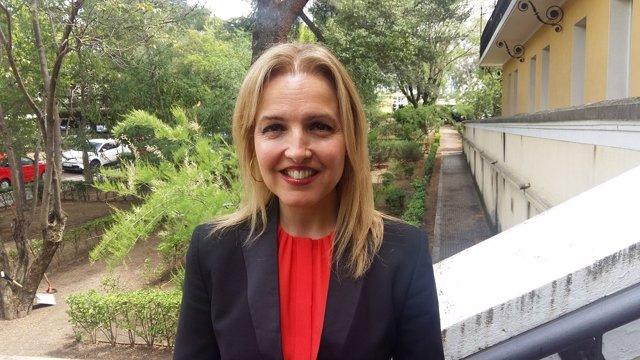 Archivo - Beatriz Domínguez-Gil, directora de la ONT