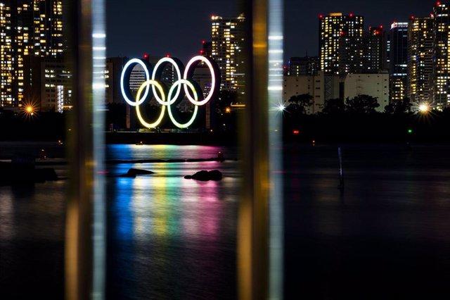 Imagen de archivo de los Juegos Olímpicos.
