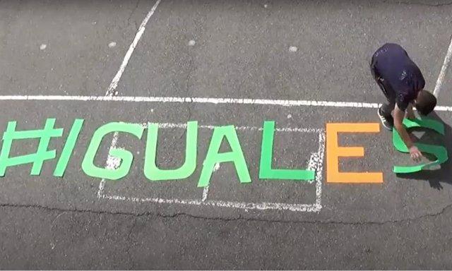 Programa 'Actuamos contra la violencia de género y por la igualdad'.