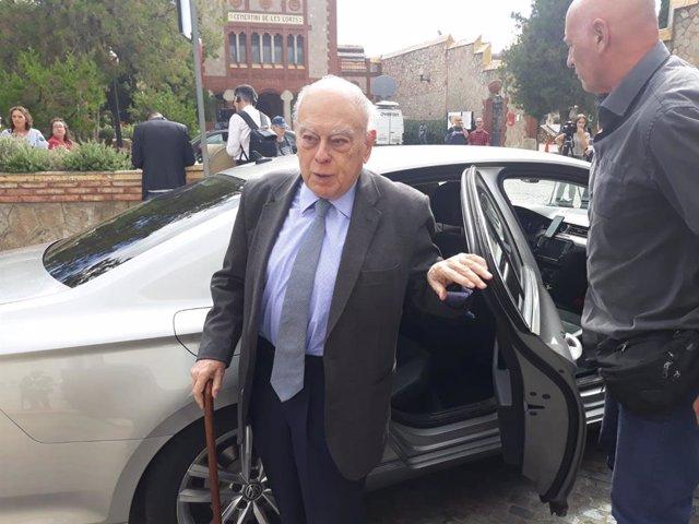 Archivo - Arxiu- L'expresident de la Generalitat Jordi Pujol.