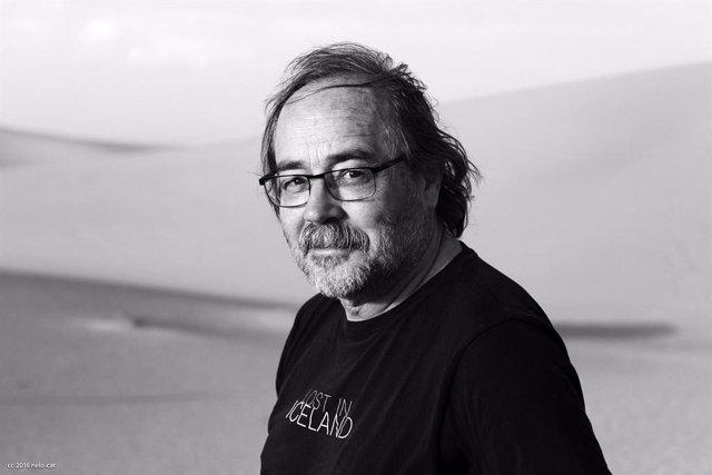 Archivo - Arxiu - L'escriptor i periodista, Xavier Moret.