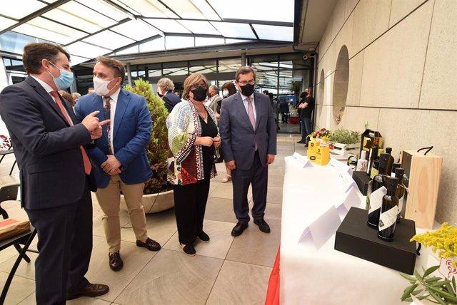 La Diputación de Granada distingue la calidad de los aceites de oliva virgen extra