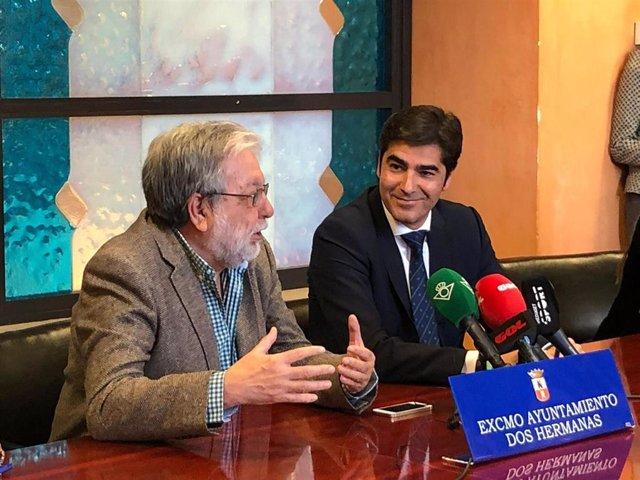 Reunión sobre el proyecto de la Ciudad Deportiva