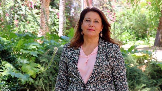 La consejera andaluza Carmen Crespo