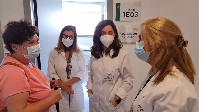 El Hospital Clínico San Cecilio de Granada cuenta con una unidad interdisciplinar que presta atención a pacientes con ELA