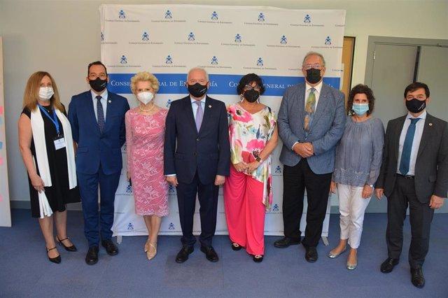 Las presidentas de los colegios de Almería y A Coruña se incorporan a la Comisión Ejecutiva del Consejo de Enfermería