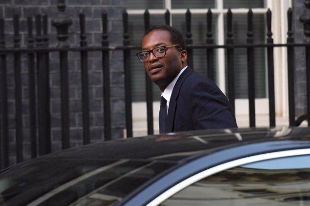 Archivo - Arxiu - El ministre de Negocis, Energia i Estratègia Industrial del Regne Unit, Kwasi Kwarteng.