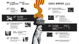 La CCMA difundirá actividades del Festival Pau Casals de El Vendrell (Tarragona)