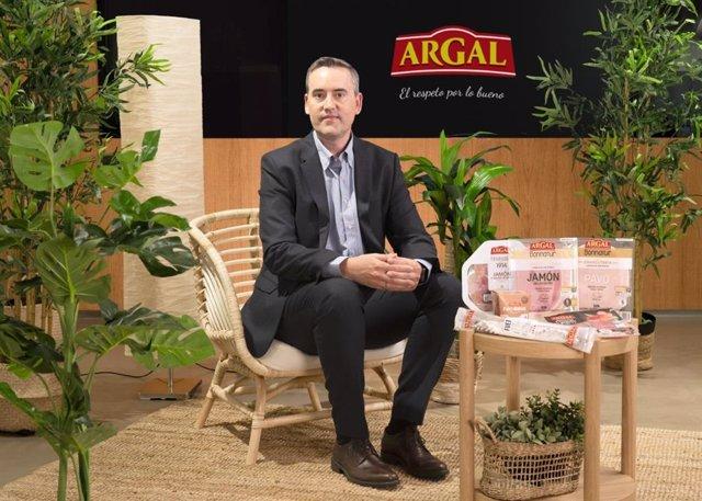 El director general Argal Alimentación, Miquel Llevot.