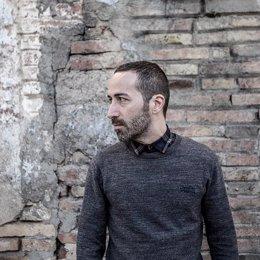 El escritor Bernat Cormand