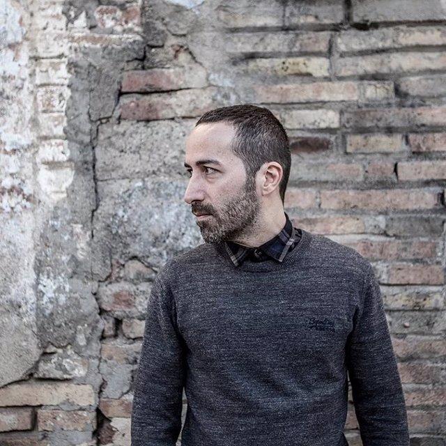 L'escriptor Bernat Cormand.
