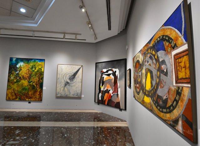 Exposición de Arte de los años 80 en las Juntas de Bizkaia