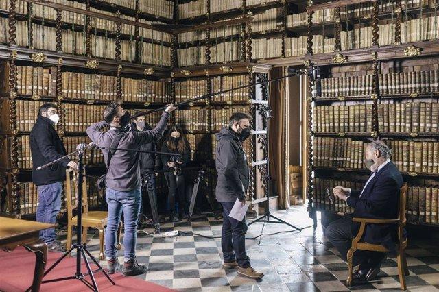"""Archivo - Comienza el rodaje del documental que """"actualiza"""" los valores, relevancia e impacto de los Comuneros"""