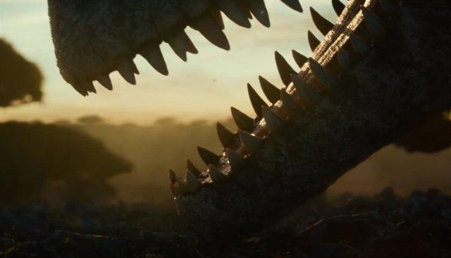 Primer teaser de Jurassic World Dominion