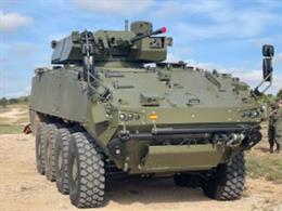 VCR 8x8, el nuevo vehículo de Combate sobre Ruedas del Ejército de Tierra.
