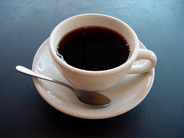 Archivo - Café