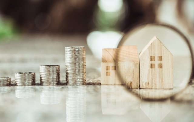 Archivo - El precio de la vivienda en Madrid  sube un 0,1% tras un año de pandemia