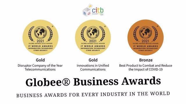 Premios Globee
