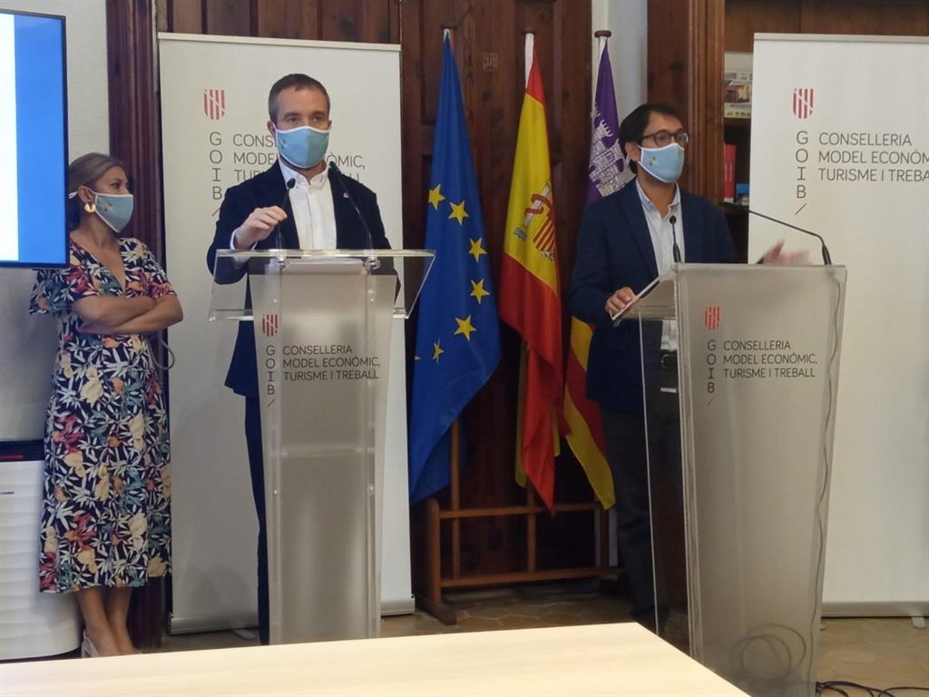 Director de Turespaña:  Nuestra responsabilidad es que Baleares tenga una recuperación estable con o sin el Reino Unido