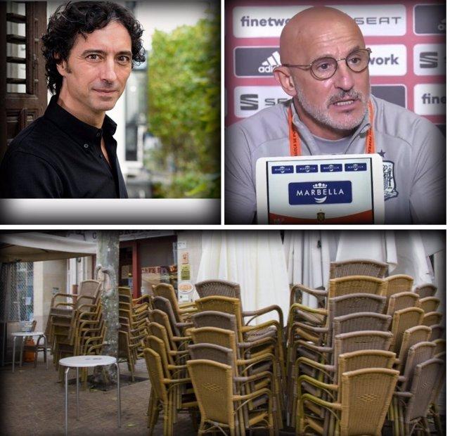 Andrés Pascual, Luis de la Fuente y la hostelería riojana, premios Onda Cero La Rioja 2021