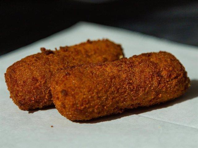 Las croquetas son uno de los platos más populares y consumidos de nuestro país